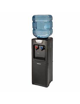 Farberware Fw29919 Freestanding Hot And Cold Water Cooler Dispenser, Black by Farberware