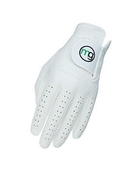 Mg Golf Dyna Grip All Cabretta Leather Golf Glove (Men's Regular Sizes) by Mg Golf