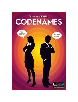 Codenames   Party Game by Chapters Indigo Ca