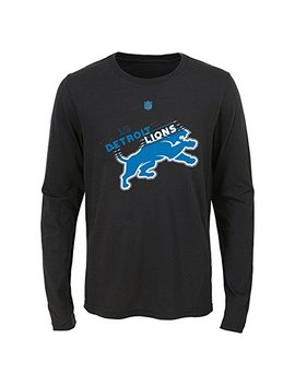 Nfl Boys Flux Long Sleeve Ultra Tee by Nfl By Outerstuff