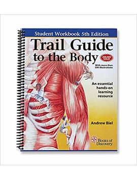 Trail Guide To The Body Workbook by Amazon