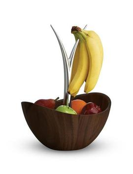 "Fruit Tree Bowl   16"" by Nambe"