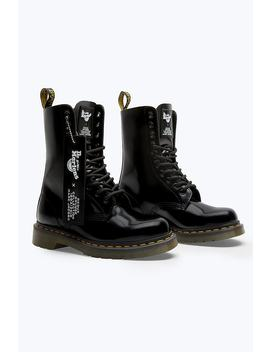 Dr. Martens X Marc Jacobs Leather Boot by Marc Jacobs