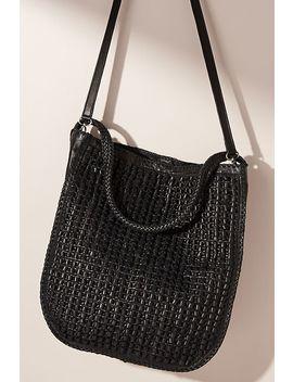En Shalla Woven Bucket Bag by En Shalla