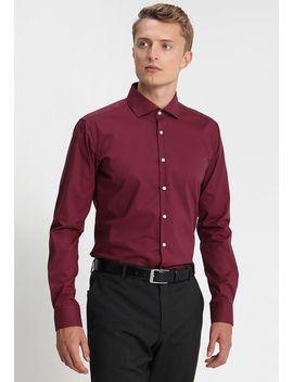 Spread Patch Slim Fit   Zakelijk Overhemd by Seidensticker