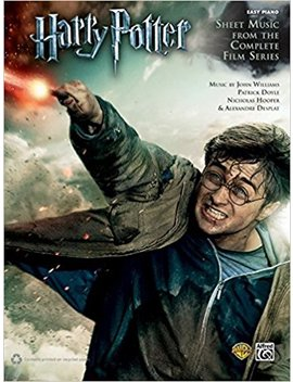 Harry Potter    Sheet Music From The Complete Film Series: Easy Piano by Amazon