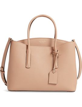 Large Margaux Leather Satchel by Kate Spade New York