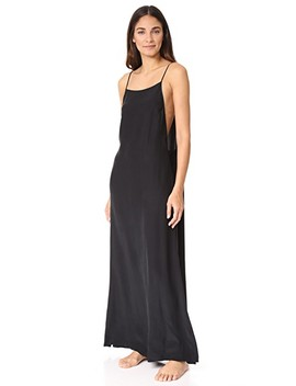 Square Neck Long Slip by Kiki De Montparnasse
