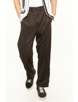 French Seam Track Pants by Forever 21