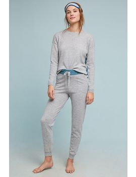 Peggy Knit Joggers by Needle