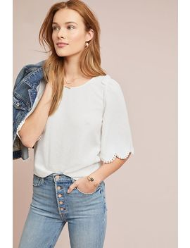 Astley Textured Top by Sunday In Brooklyn