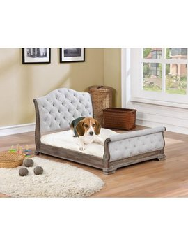 Crown Mark Sheffield Dog Bed by Crown Mark