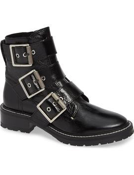 Cannon Buckle Moto Boot by Rag & Bone