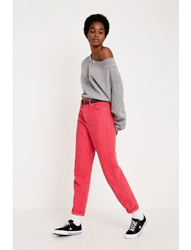 Uo '80s Off The Shoulder Sweatshirt by Urban Outfitters