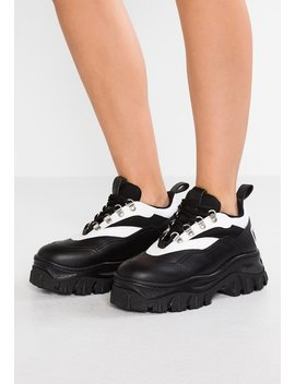 Tractor Block Lace Up   Sneaker Low by Msgm