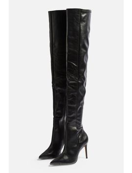Bridgette High Leg Boots by Topshop