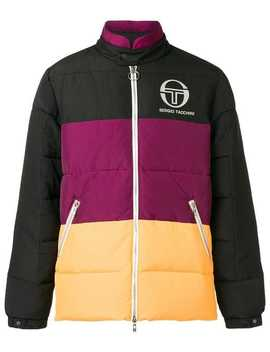 Panelled Padded Jacket by Sergio Tacchini