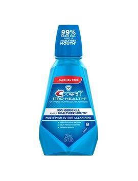 Crest Pro Health Multi Protection Alcohol Free Mouthwash, Clean Mint, 8.4 Fl Oz (250 M L) by Crest