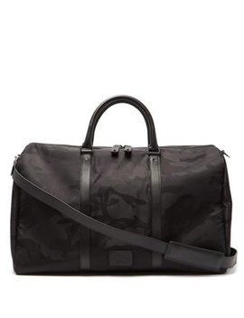 Rockstud Camouflage Holdall by Valentino