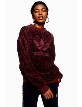 Sherpa Sweatshirt By Adidas by Topshop