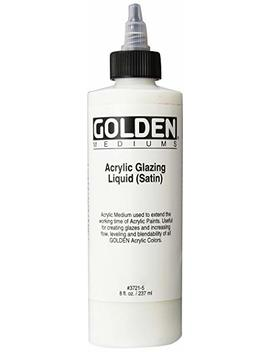 Golden Acrylic Satin Glazing Liquid (37215) by Golden