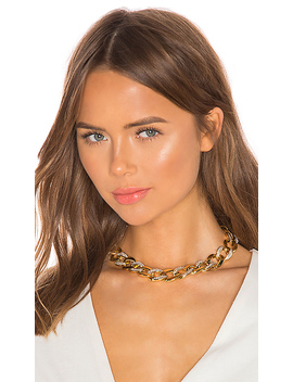 Isabella Necklace by Lpa