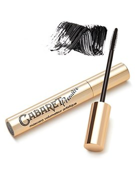 Vivienne Sabó Cabaret Première   Artistic Volume Mascara, No Clump, Cruelty Free, Perfect Stocking Stuffer, 0.3 Fl. Oz, Black by Vivienne Sabó