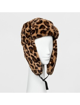 Women's Faux Fur Trapper   Wild Fable™ Brown by Shop This Collection