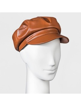 Women's Newsboy Hat   Wild Fable™ Brown by Wild Fable