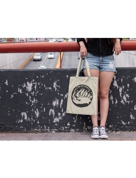 Hex The Patriarchy: Feminist Tote Bag by Etsy