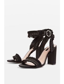 **Wide Fit Ruby Sandals by Topshop