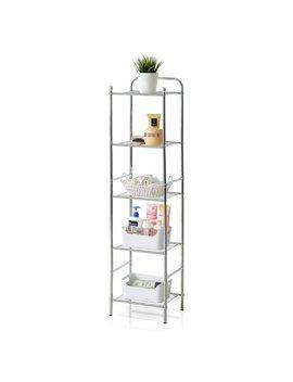 Furinno Wayar 5 Tier Storage Shelf by Furinno