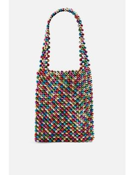 Noel Bauble Tote Bag by Topshop