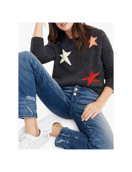 Madewell Star Jumper, Heather Carbon by Madewell