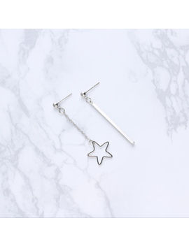 New Women Girls Long Dangle Drop Chain Hook Threader Earrings Ear Jewelry by Unbranded