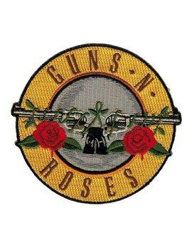 Guns N Roses Band Naai Op Geborduurd En Officiële Patch Nieuwe Zeldzame by Etsy