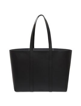 Black East West Tote by Mansur Gavriel