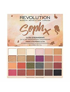 Makeup Revolution Lidschatten Palette Soph by Amazon