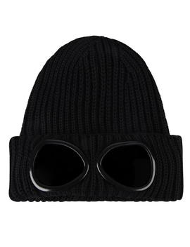 Goggle Knit Hat by Cp Company