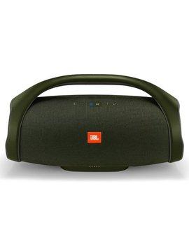 Jblboomboxgrn Jbl Boombox Portable Bluetooth Waterproof Speaker (Forest Green) by Jbl