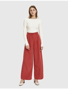 Tuco Pleated Pant by Paloma Wool