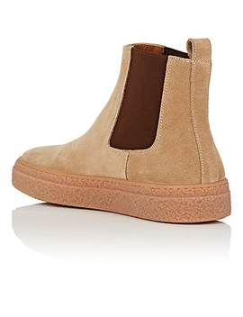 Suede Chelsea Sneakers by Barneys New York