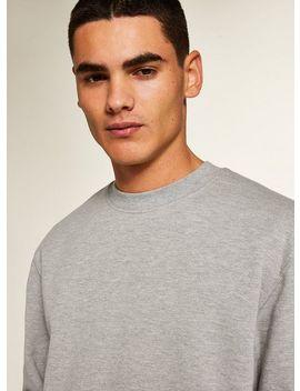 Grey Sweatshirt by Topman