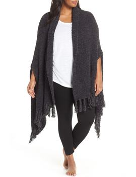 Cozy Chic® Luxe Laguna Wrap by Barefoot Dreams®