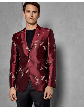 Pashion Dragonfly Jacket by Ted Baker