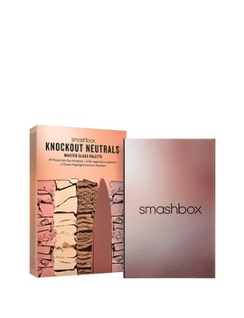 Master Class Ultra Nude 4 In 1 Makeup Palette by Smashbox
