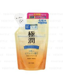 Mentholatum   Hada Labo Goku Jyun Premium Hyaluronic Acid Lotion (Refill) by Mentholatum