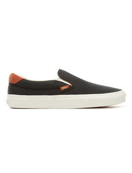 Suede Flannel Slip On 59 Shoes by Vans