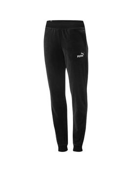 Essentials+ Velour Pants by Puma