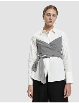 Isabelle Layered Shirt by Stelen